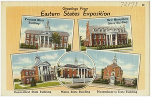 Greetings from Eastern States Exposition