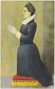 Elizabeth Pole -- Foundress of Taunton, Mass.