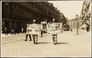 Demonstration, Germany, 15 June 1927