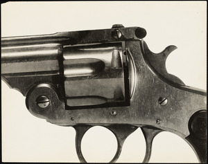 .38 Harrington & Richardson revolver