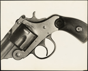 .38 Harington & Richardson revolver