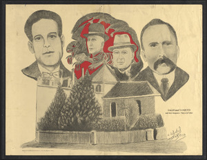 Sacco and Vanzetti and their hangmen: Thayer and Fuller