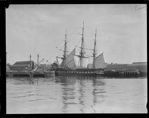 USS Constitution - Navy Yard