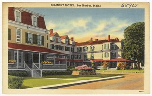 Belmont Hotel, Bar Harbor, Maine