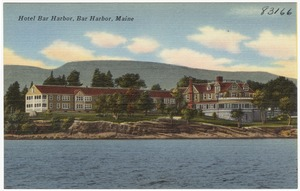Hotel Bar Harbor, Bar Harbor, Maine