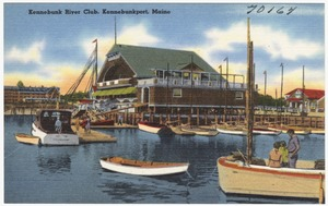 Kennebunk River Club, Kennebunkport, Maine