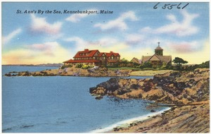 St. Ann's By the Sea, Kennebunkport, Maine