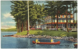 Tallwood Inn, Lake Maranacook, Maine