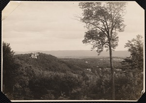 Aspinwall Hotel: hotel viewed from Bald Hill