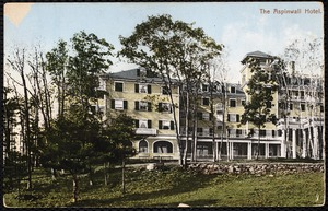 Aspinwall Hotel: back with curved out section