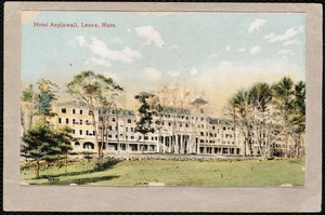 Aspinwall Hotel: whole front
