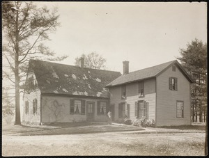 Beecher Cottage: front view