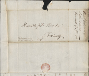 Nathaniel Goodwin to John Read and William Smith, 27 April 1806