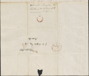 Charles Vaughn to George Coffin, 31 May 1828
