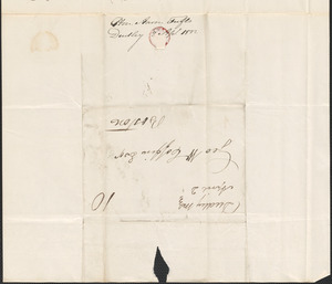 Aaron Tufts to George Coffin, 2 April 1832