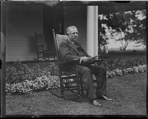 Frank Stearns - friend and supporter of President Coolidge