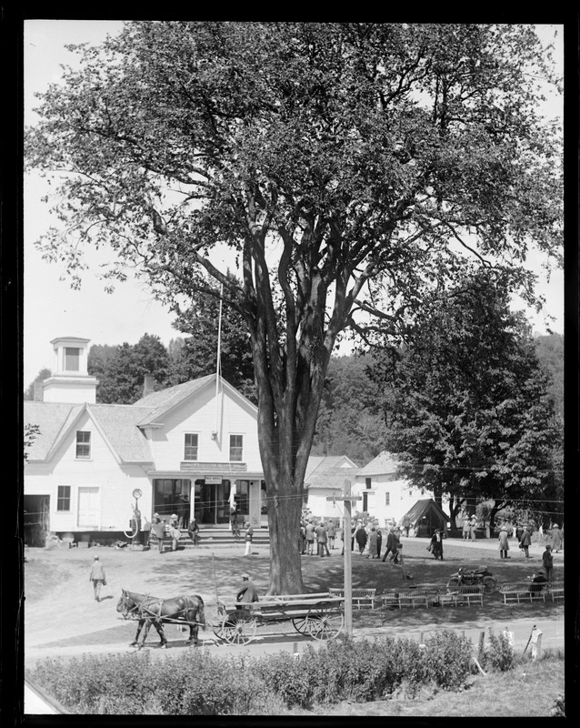 Birthplace of Calvin Coolidge - Plymouth, VT