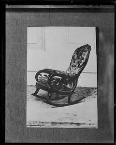 Chair Lincoln was shot in