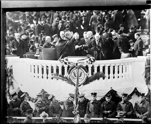 Inauguration of Pres. Wilson