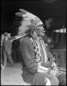 Chief Philip Howard, American Indian
