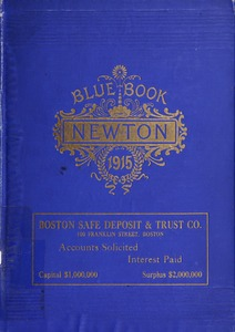 Blue Books of Newton