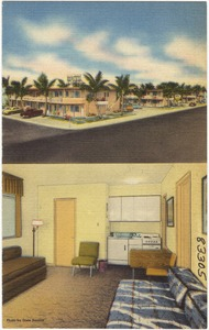 86th St. and Harding Motel