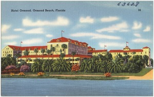 Hotel Coquina And Golf Course Ormond Beach Florida Digital