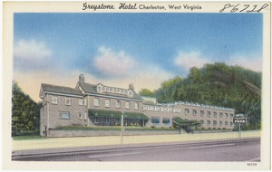 Greystone Hotel, Charleston, West Virginia