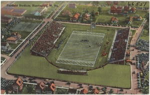 Fairfield Stadium, Huntington, W. Va.