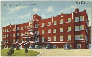 St. Mary's Hospital, Huntington, W. Va.