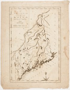 The Province of Maine, from the best authorities 1795