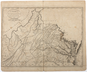 The State of Virginia from the best authorities. 1796