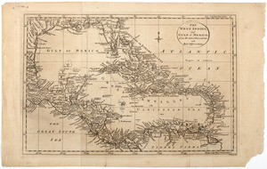 The West Indies, and Gulf of Mexico,