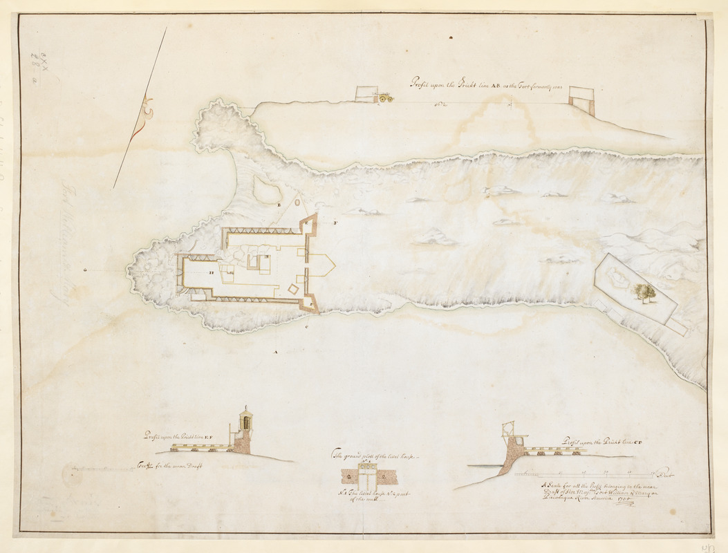 [Fort William and Mary on Piscataqua River]