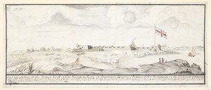 Fort William & Mary on Piscataqua River in the Province of New Hampshire on the Continent of America