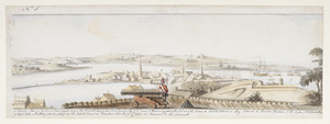 [View of the country round Boston taken from Beacon hill]