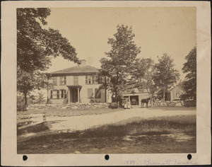 Theodore Bennett house, Boston Post Road