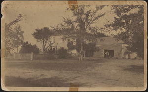 Home of Mrs. George (Abigail Drury) Gleason