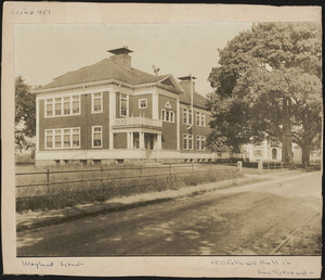 Center School (Wayland High and Grammar School)