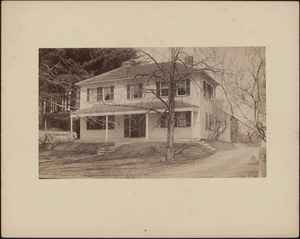 Ebenezer Ames house