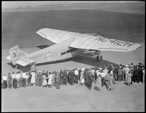 New England & Western Transportation Co. Ford trimotor