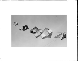 Man-kite - Brockton Fair