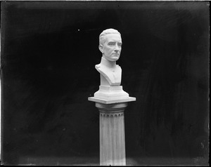 Bust of Admiral Byrd