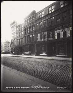Adams Sq. Bldgs. E. Side Wash. St. Court St. to #176