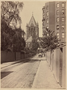 Providence St. looking towards Trinity Church