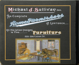 Michael J. Sullivan, Inc. Furniture 222-226 Broadway