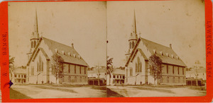1st Baptist Church, Methuen