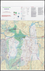 Priority resources map Wilbraham