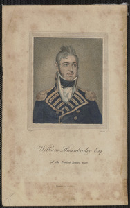 William Bainbridge Esq. of the United States Navy