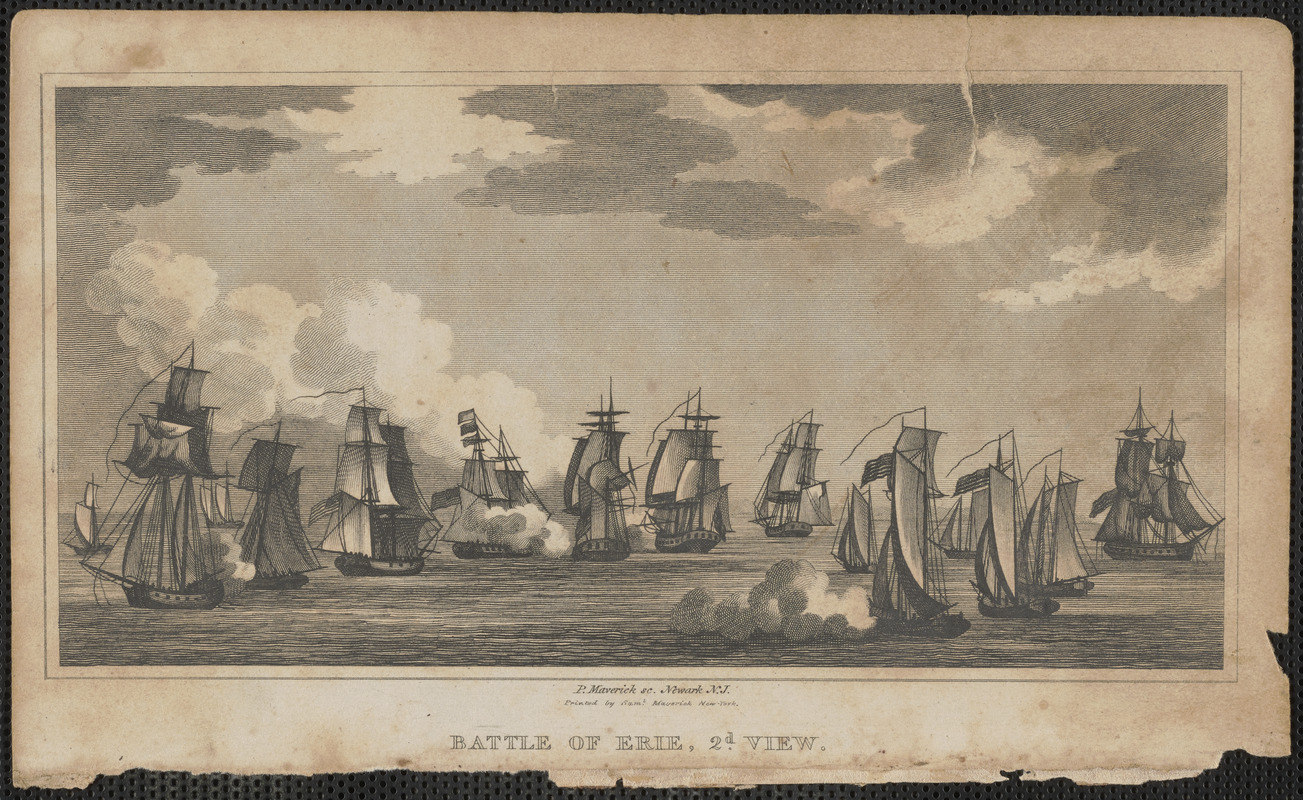 Battle of Erie, 2d. view